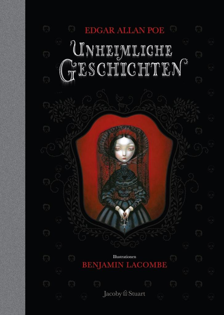 Unheimliche Geschichten als Buch von Edgar Allan Poe