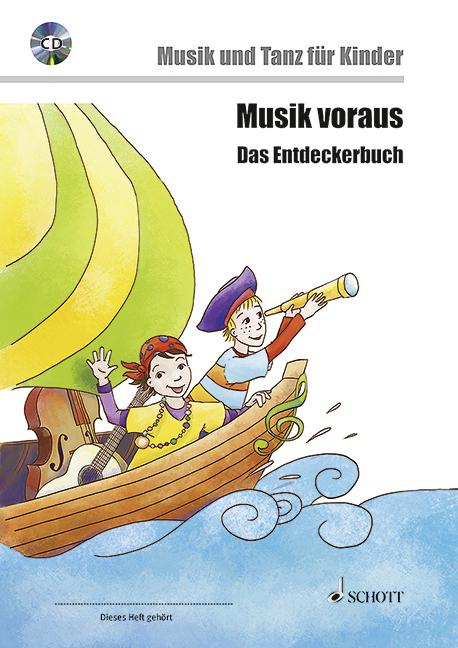 Musik voraus - Das Entdeckerbuch als Buch von Sabine Anni Enders, Birgit Herwig, Rainer Kotzian, Rudolf Nykrin, Emine Ya