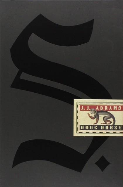 S. als Buch von J. J. Abrams, Doug Dorst