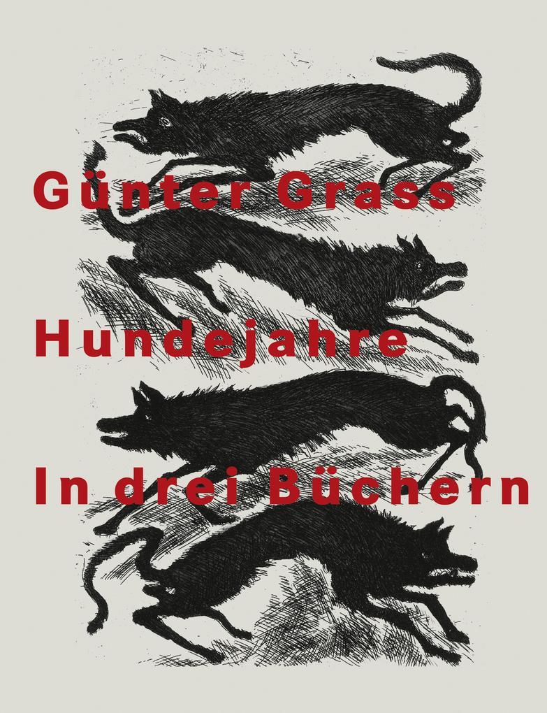 Hundejahre. Illustrierte Jubiläumsausgabe als Buch von Günter Grass