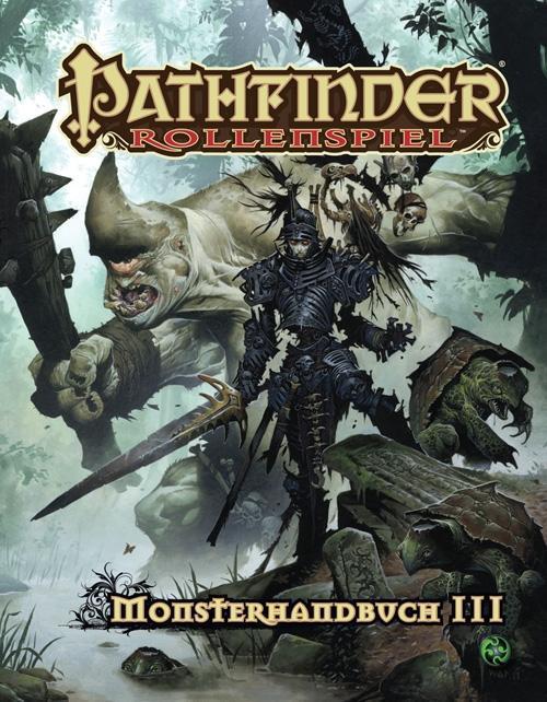 Pathfinder Rollenspiel Monsterhandbuch 3 als Buch von
