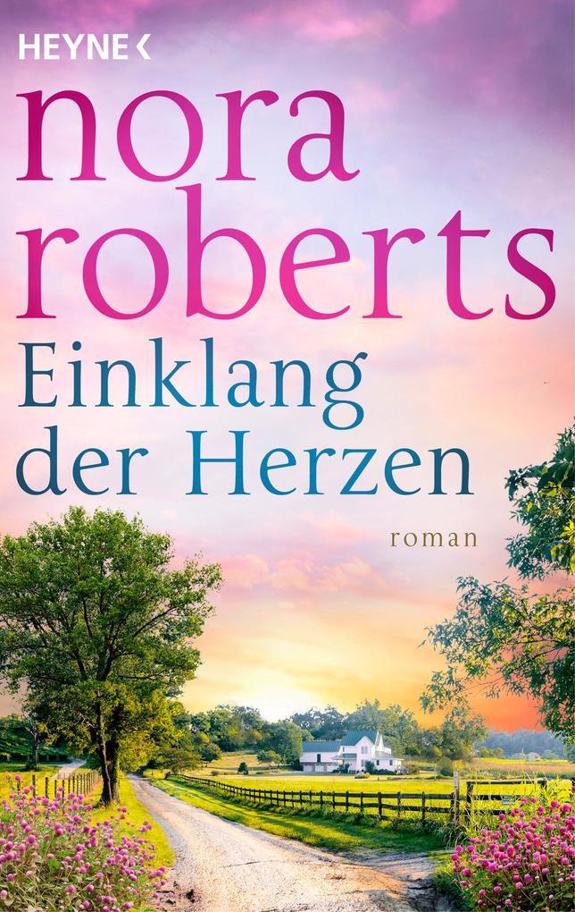 Einklang der Herzen als eBook von Nora Roberts