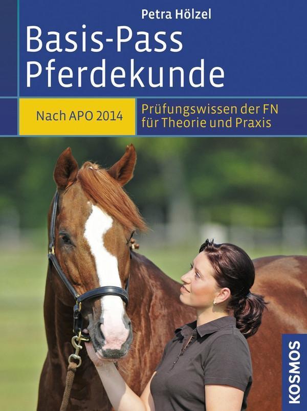 Basis-Pass Pferdekunde als Buch von Petra Hölzel