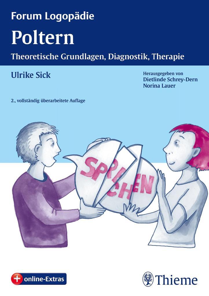 Poltern als Buch von Ulrike Sick