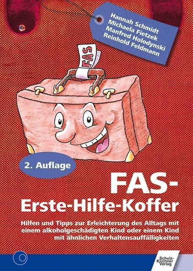 FAS Erste-Hilfe-Koffer als Buch von Hannah Schmidt, Michaela Fietzek, Manfred Holodynski, Reinhold Feldmann