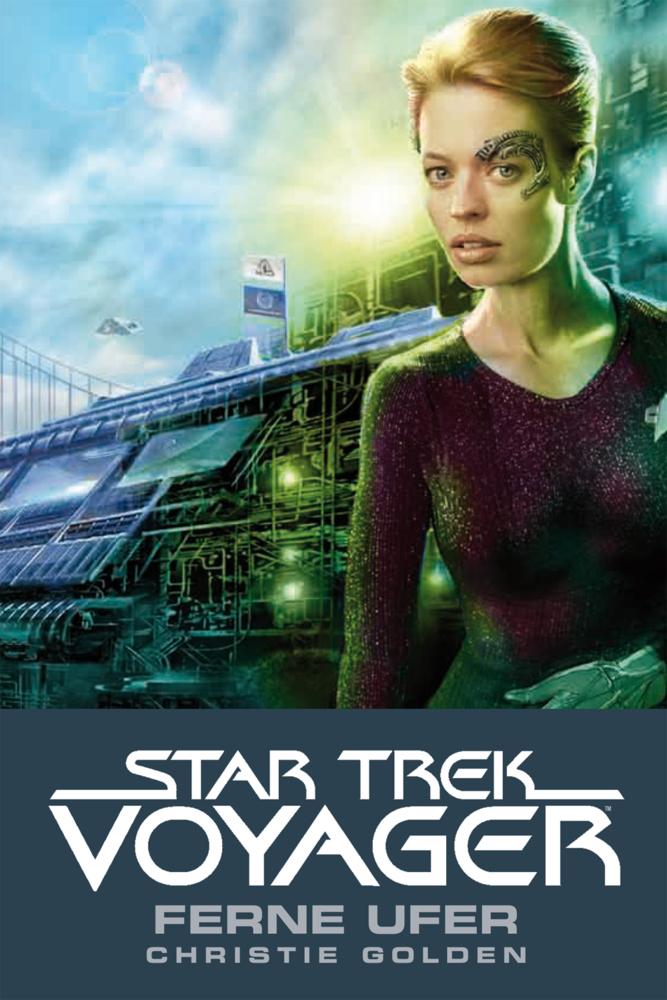 Star Trek - Voyager 2. Ferne Ufer als Taschenbuch von Christie Golden, Martin Frei