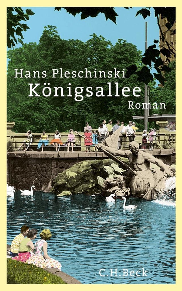 Königsallee als eBook von Hans Pleschinski