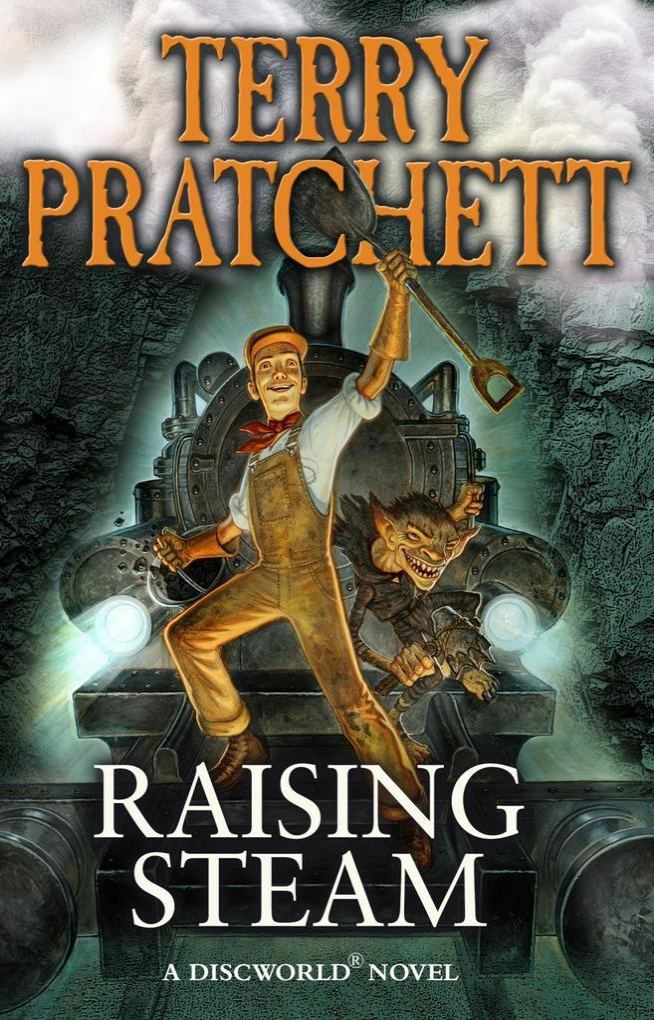 Raising Steam als eBook von Terry Pratchett