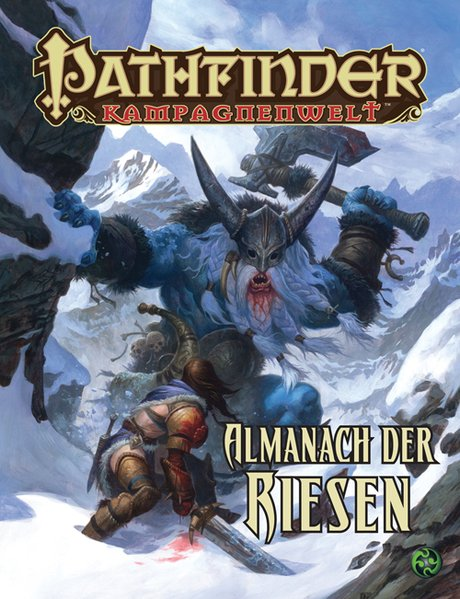 Almanach der Riesen als Buch von Jesse Benner