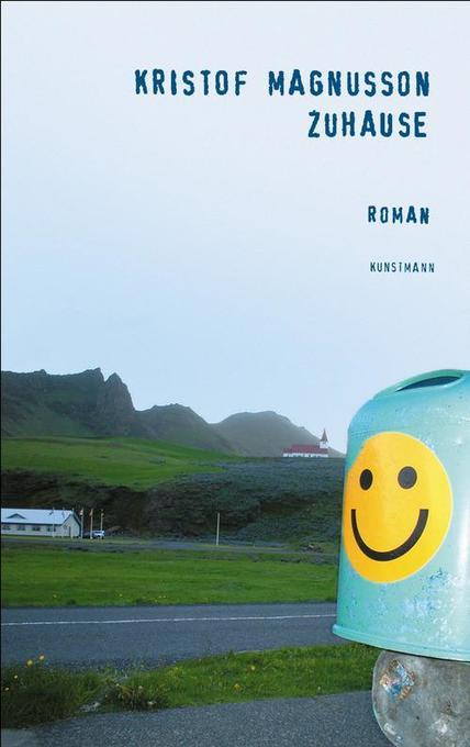 Zuhause als eBook von Kristof Magnusson