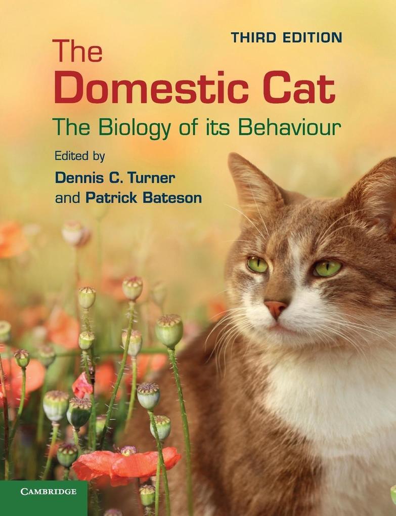 The Domestic Cat als Buch von