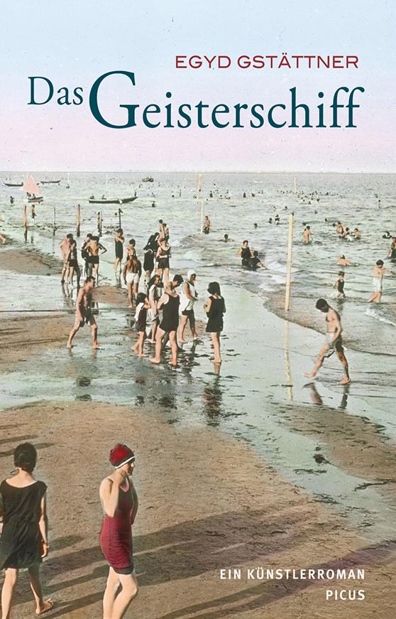 Das Geisterschiff als Buch von Egyd Gstättner