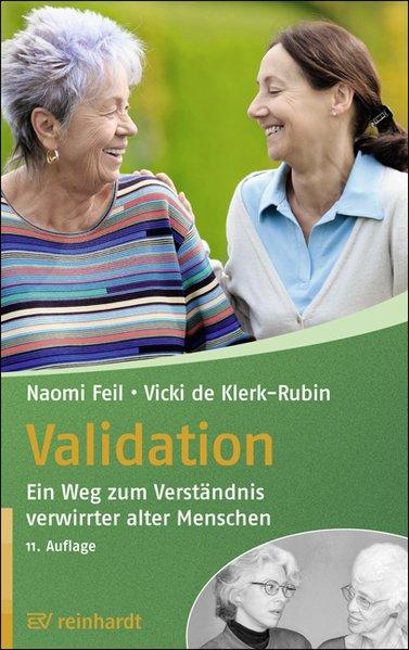 Validation als Buch von Naomi Feil, Vicki de Klerk-Rubin