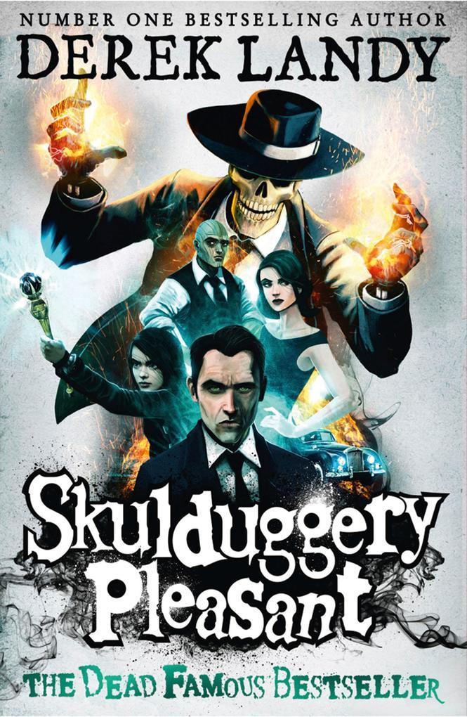Skulduggery Pleasant (Skulduggery Pleasant, Book 1) als eBook von Derek Landy