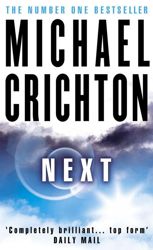 Next als eBook von Michael Crichton
