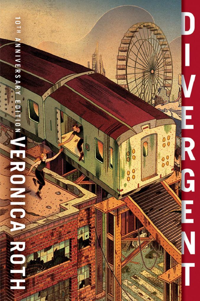 Divergent (Divergent, Book 1) als eBook von Veronica Roth