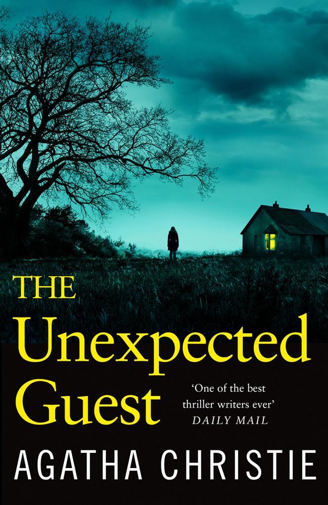 The Unexpected Guest als eBook von Agatha Christie