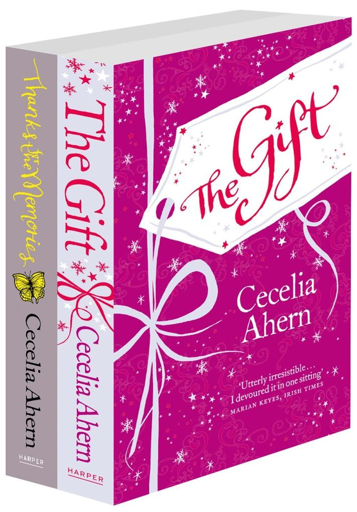 Cecelia Ahern 2-Book Gift Collection: The Gift, Thanks for the Memories als eBook von Cecelia Ahern