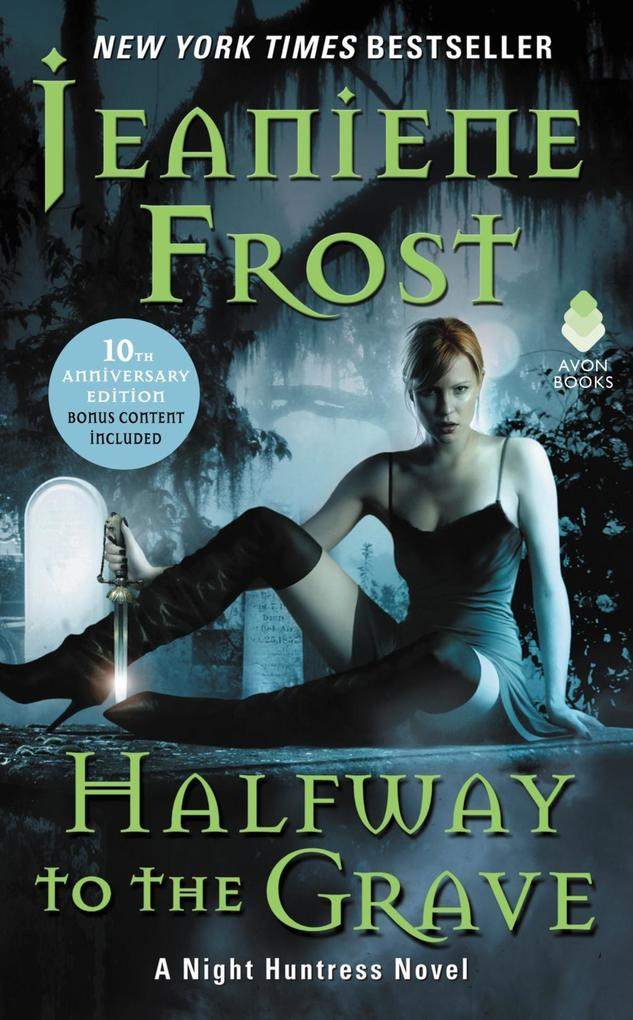 Halfway to the Grave als eBook von Jeaniene Frost
