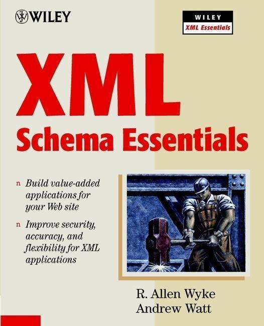 XML Schema Essentials als eBook von R. Allen Wy...