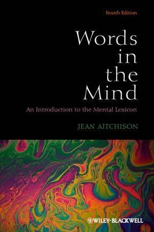 Words in the Mind als eBook von Jean Aitchison