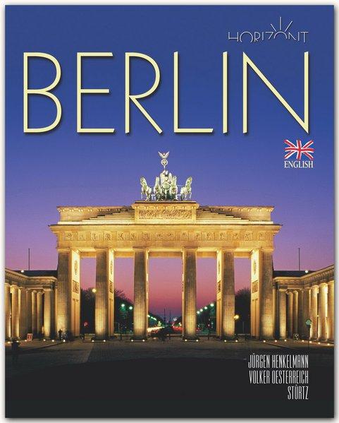 Berlin. Englische Ausgabe als Buch von Volker Österreich