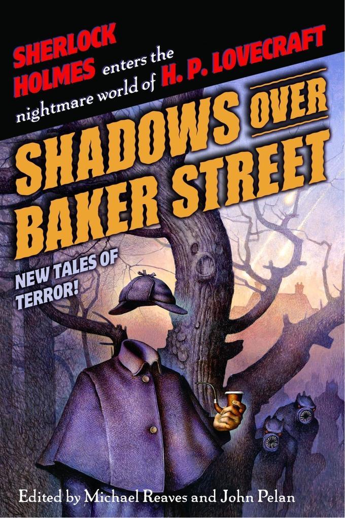 Shadows Over Baker Street als eBook von Neil Gaiman, Steven-Elliot Altman, Brian Stableford