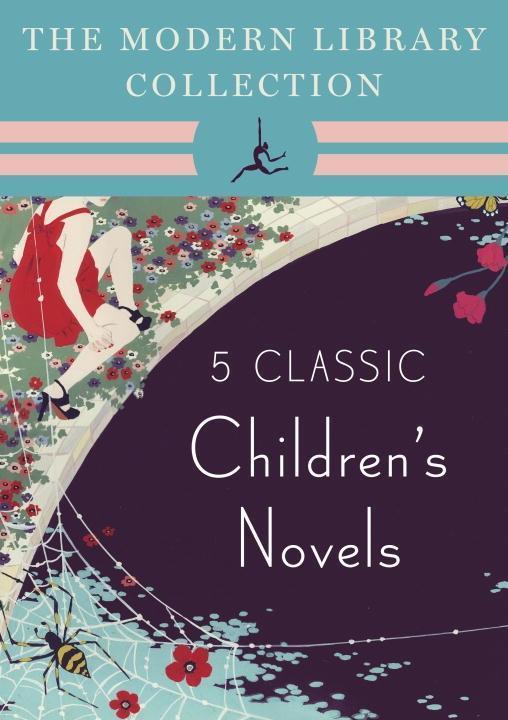 The Modern Library Collection Children's Classics 5-Book Bundle als eBook von Kenneth Grahame, Lewis Carroll, J. M. Barr