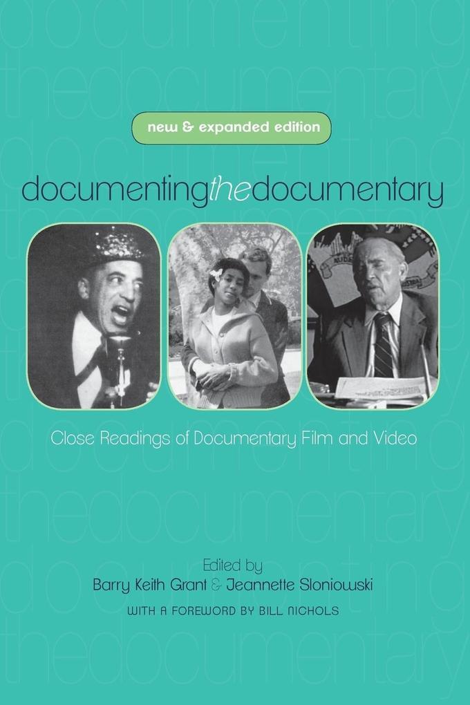 Documenting the Documentary als Taschenbuch von