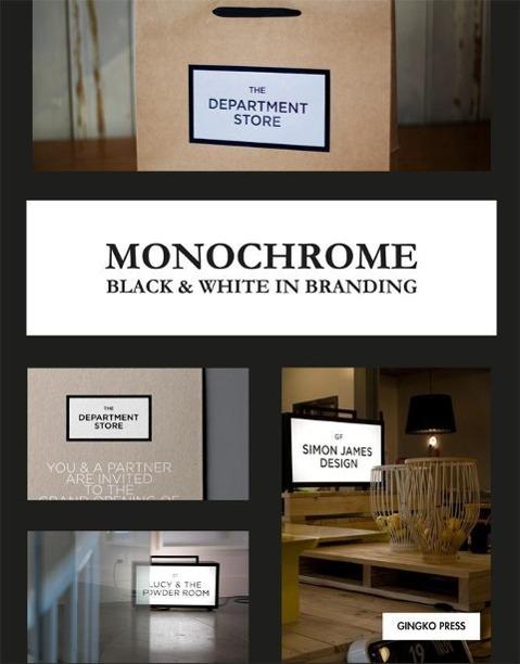 Monochrome als Buch von