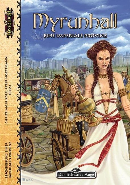 Myrunhall - Eine imperiale Provinz als Buch von