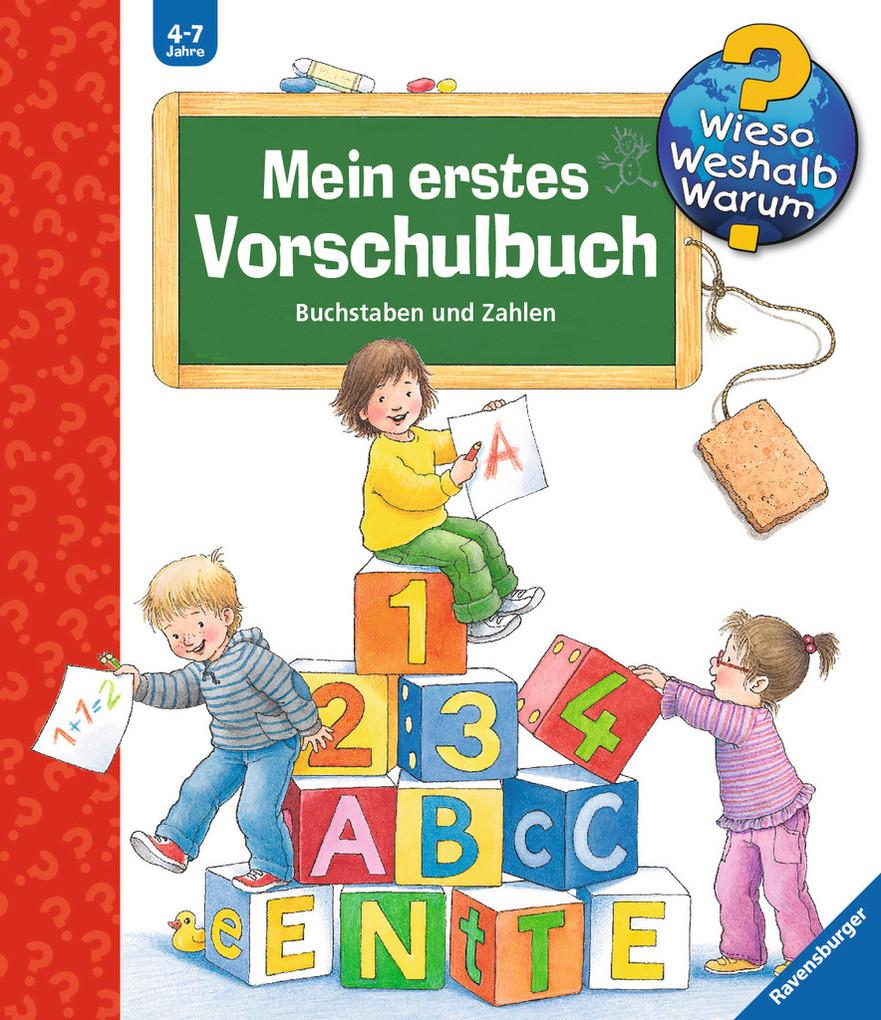 Mein erstes Vorschulbuch als Buch von Angela Weinhold