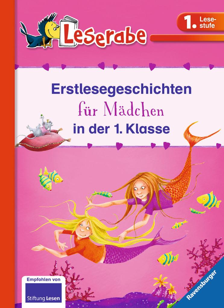 Erstlesegeschichten für Mädchen in der 1. Klasse als Buch von Katja Reider