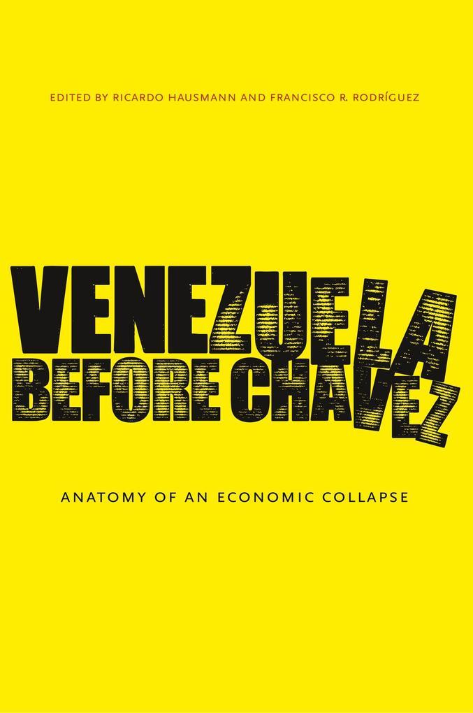 Venezuela Before Chavez als Taschenbuch von