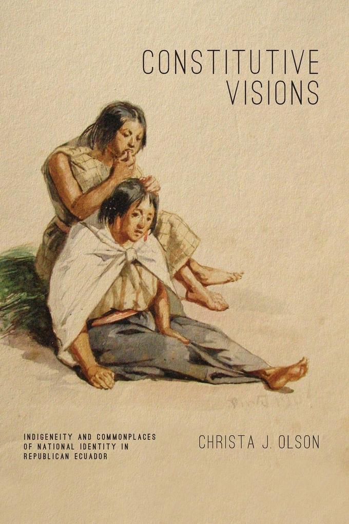 Constitutive Visions als Taschenbuch von Christa J. Olson
