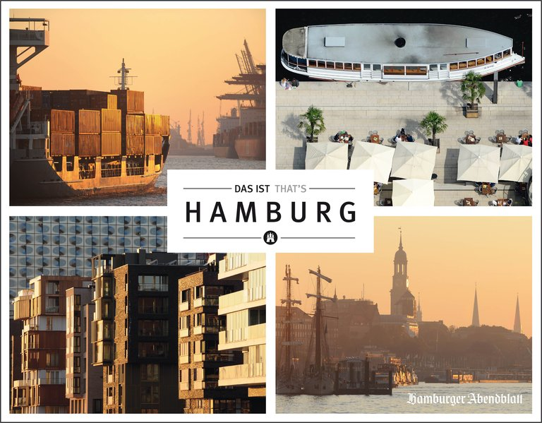 Das ist Hamburg als Buch von