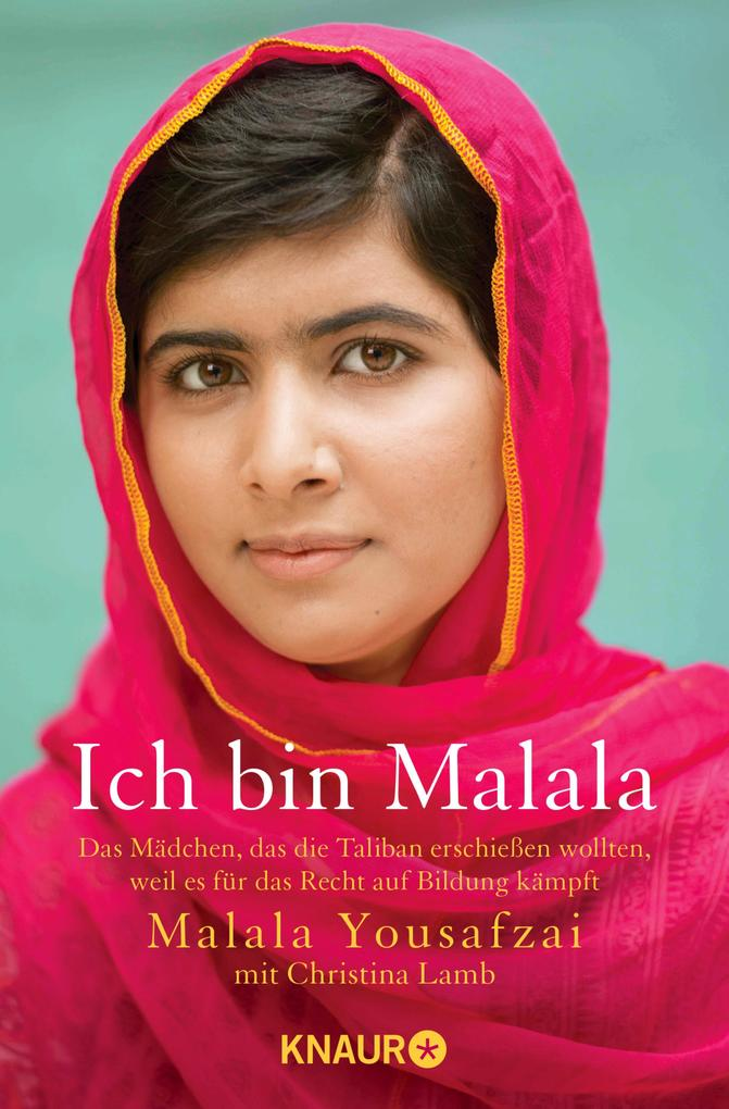 Ich bin Malala als eBook von Malala Yousafzai