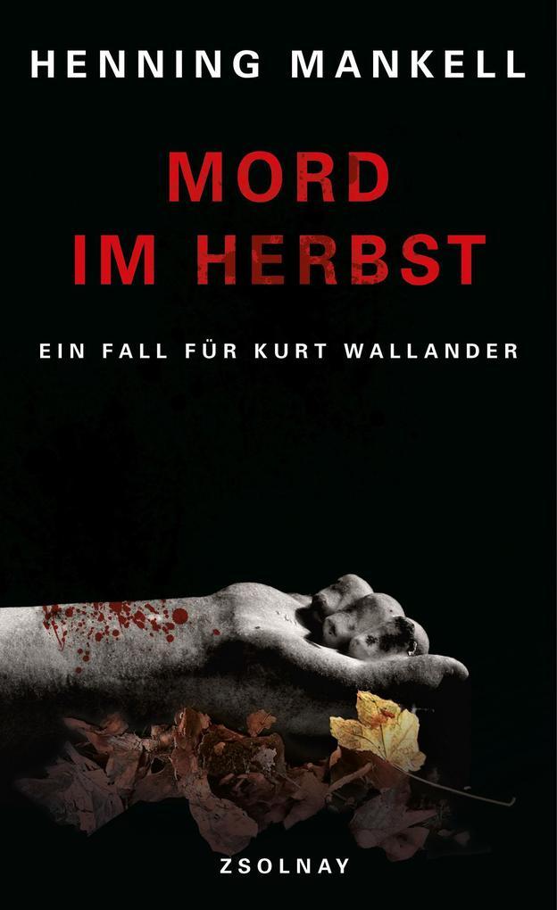 Mord im Herbst als eBook von Henning Mankell