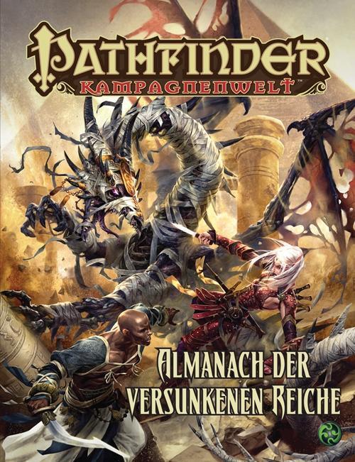Almanach der versunkenen Reiche als Buch von Wolfgang Baur, Adam Daigle, Jeff Erwin, F. Wesley Schneider
