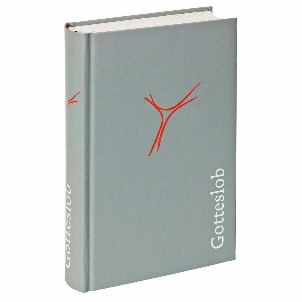 Gotteslob Basis-Ausgabe Balacron als Buch von