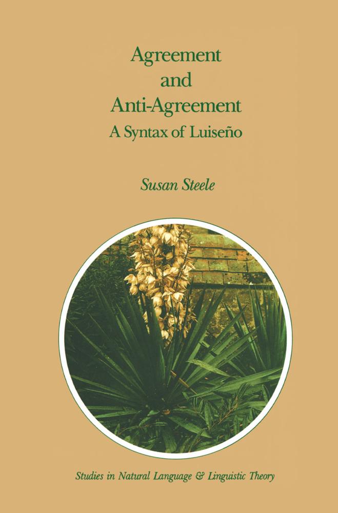Agreement and Anti-Agreement als Buch von Susan Steele