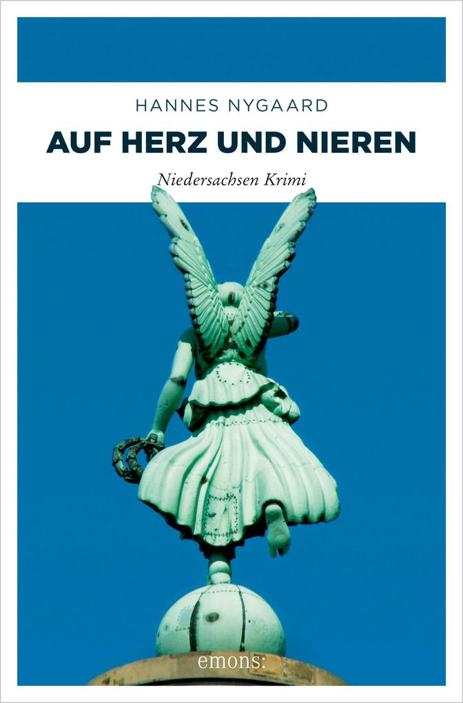Auf Herz und Nieren als eBook von Hannes Nygaard