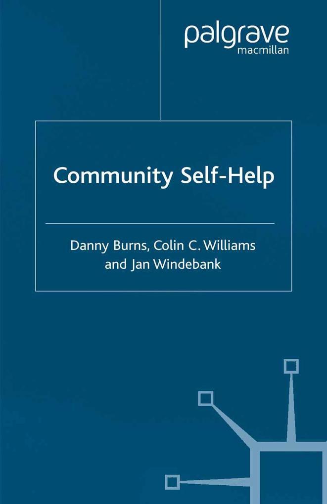 Community Self-Help als eBook von