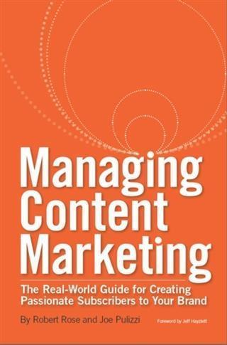 Managing Content Marketing als eBook von Robert...
