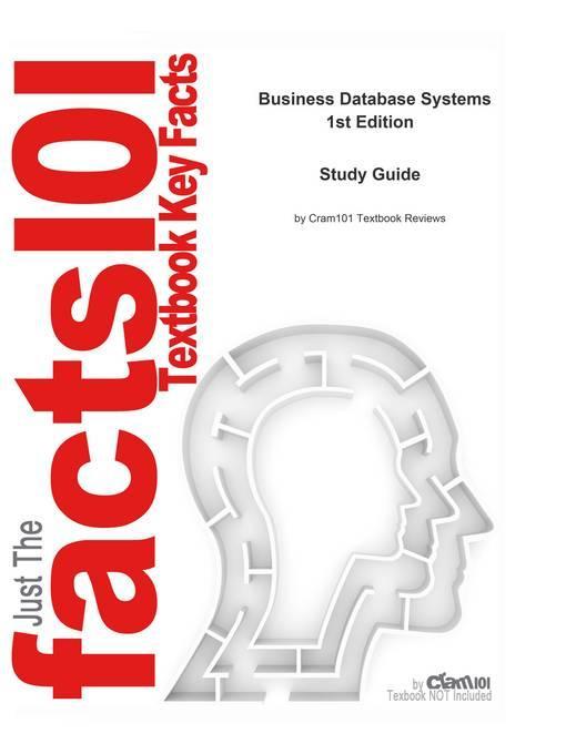 9781467215909 - Business Database Systems als eBook von CTI Reviews - كتاب