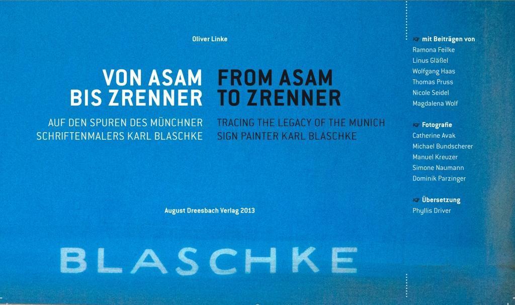 Von Asam bis Zrenner als Buch von Oliver Linke, Ramona Feilke, Linus Gläßel, Wolfgang Haas