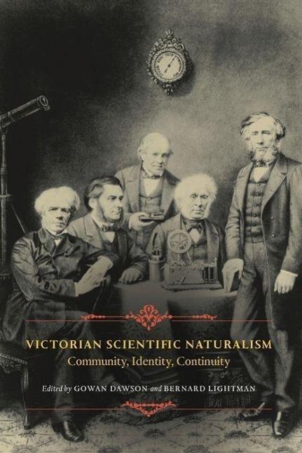 Victorian Scientific Naturalism als Buch von
