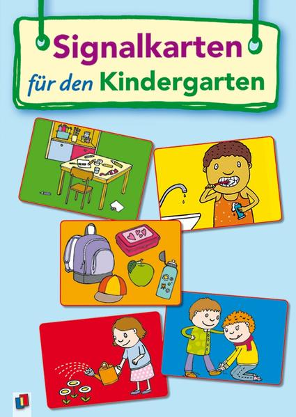 Signalkarten für den Kindergarten als Buch von