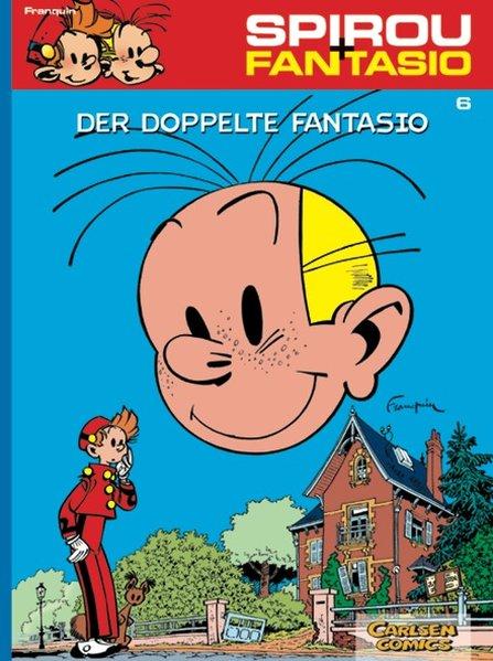 Spirou und Fantasio 06. Der doppelte Fantasio als Buch von Andre. Franquin