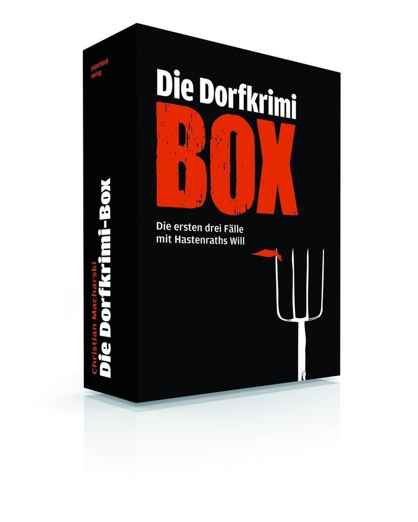 Die Dorfkrimi-Box als Taschenbuch von Christian Macharski
